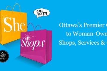 She Shops Ottawa Premier Guide to Woman-Owned Shops, Services & Goods