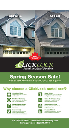 Clicklock Roofing
