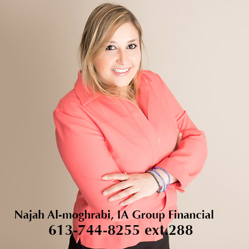 Najah Al-moghrabi, IA Group Financial