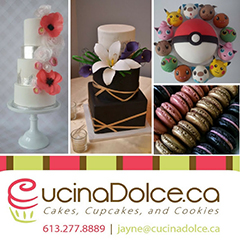 CucinaDolce Cakes, Cupcakes & Cookies
