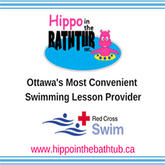 Swimming Lessons Hippo in the Bathtub