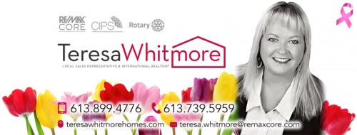 Teresa Whitmore - Remax Core