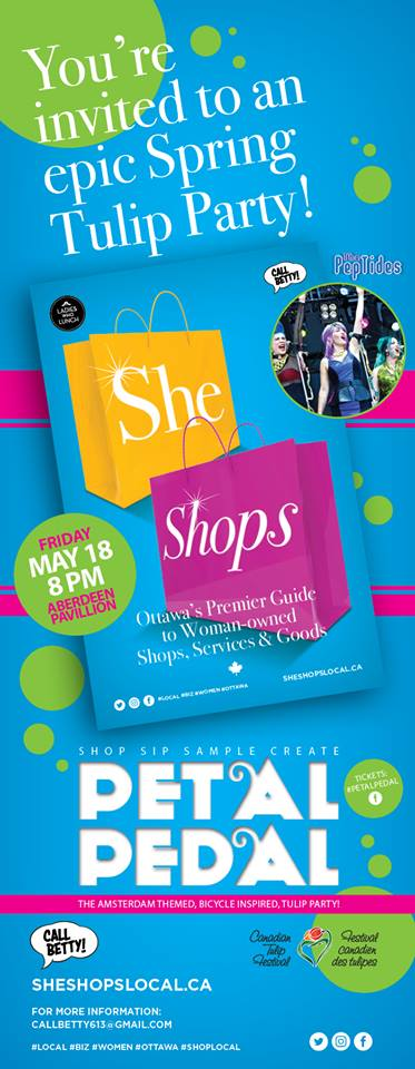 She Shops Local Launch Party - Ottawa Business Directory