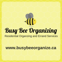 Busy Bee Organizing