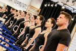 inside out studio Barre coordinated workout