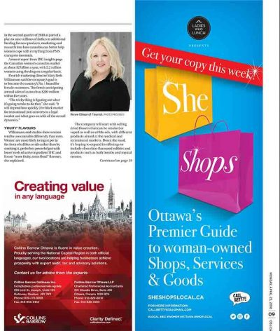 The She Shops Guide Launch