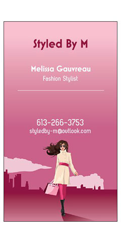 Style by M - She Shops Local Business Directory Display Ad