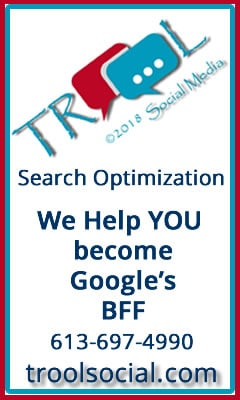 TROOL Social Media helps you to become Google's BFF get found FIRST in Search