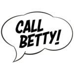 Call Betty Logo