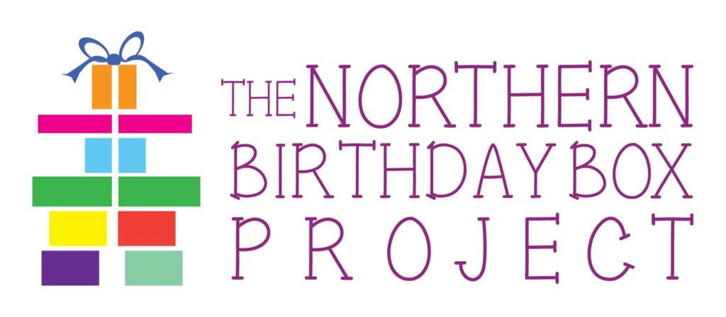 The Northern Birthday Box Project Logo